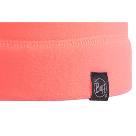 Buff Polar Hat Solid Coral Pink